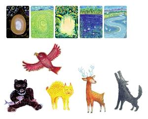 Isegrim - Tiere und Landschaften