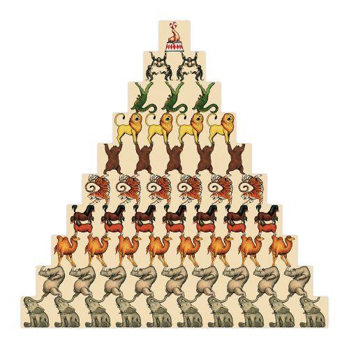 Circus Grandioso - Pyramide
