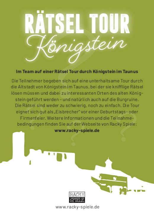 Rätsel Tour Königstein